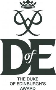 w-DofE logo mono